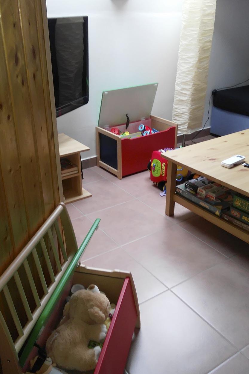 Hračky - ubytování Velké Pavlovice
