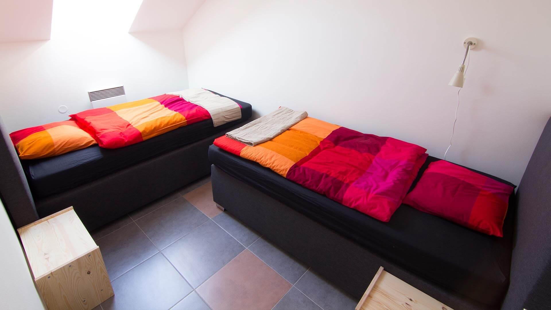 Pokoj Apartám Cabernet - ubytování Velké Pavlovice