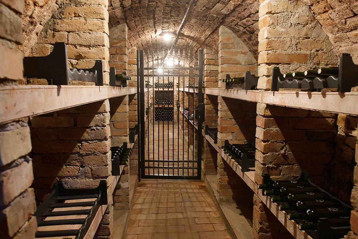 Vinný sklípek s ubytováním - Velké Pavlovice