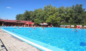 koupaliště Němčičky - dovolená na Pálavě jižní Morava