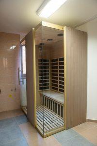 Sauna: vinný sklípek s ubytováním Pálava