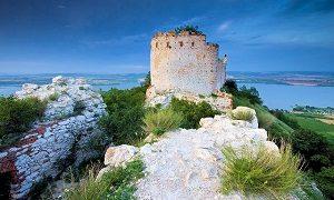 Dívčí hrady rodinná dovolená na jižní Moravě