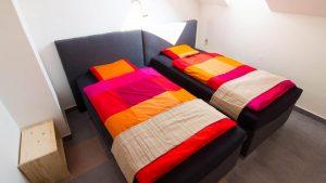 rodinná dovolená s dětmi Jižní Morava - ubytování